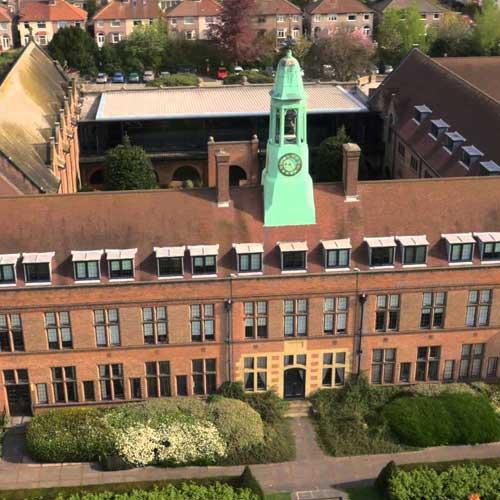 nearby liverpool hope university